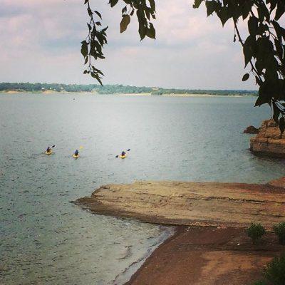 Kayak Cove