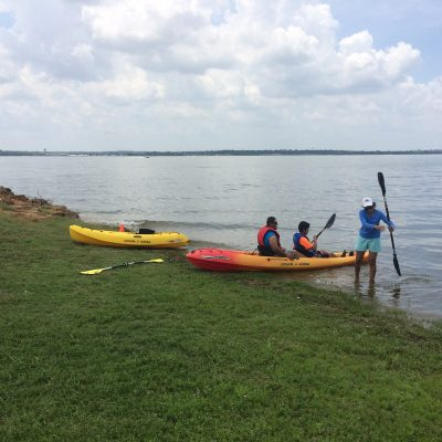 Learn How to Paddle with Us!