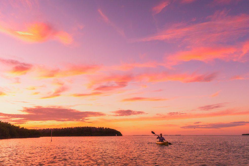 Sunset Paddle Tour
