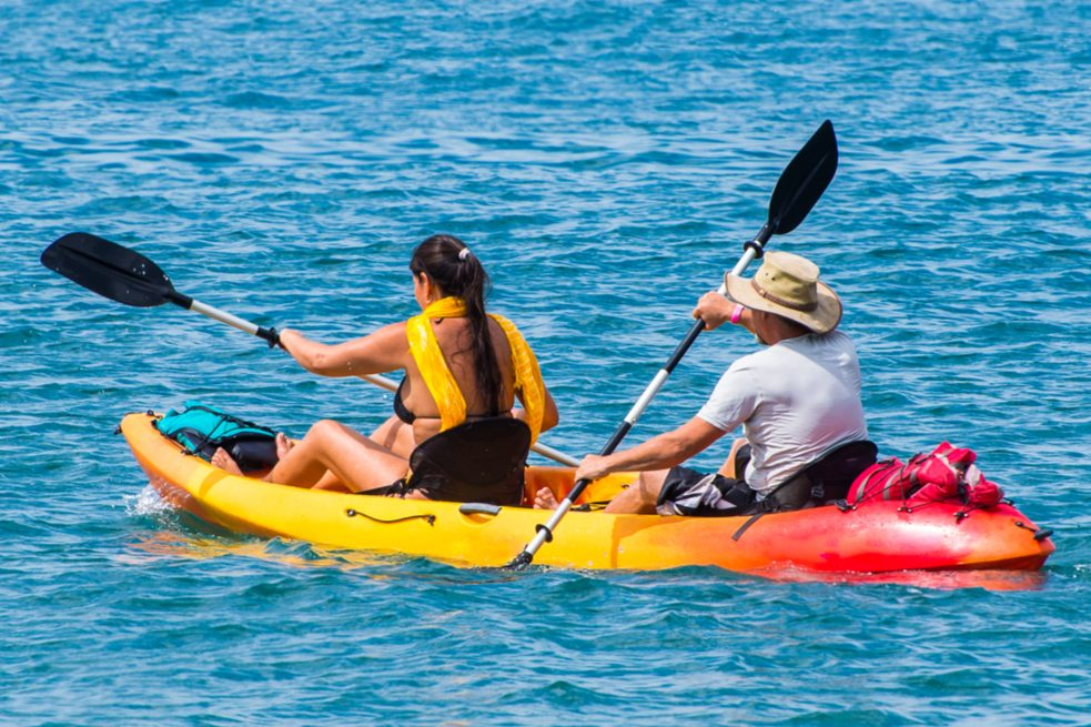 Double Kayak Rentals