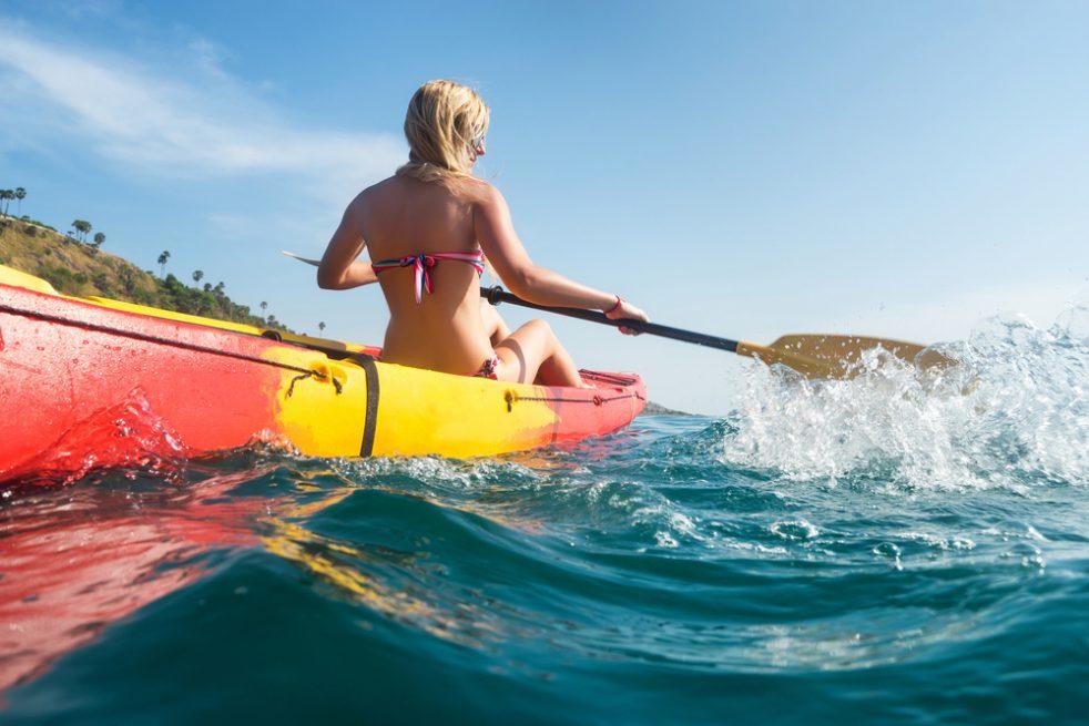 Single Kayak Rentals
